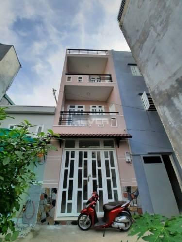 Nhà phố cửa hướng Tây Nam diện tích 50m2, khu dân cư sầm uất.