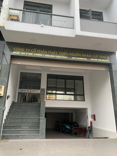 Văn phòng Quận Bình Thạnh Văn phòng diện tích 50m2 cửa hướng Nam thoáng mát, nội thất cơ bản.