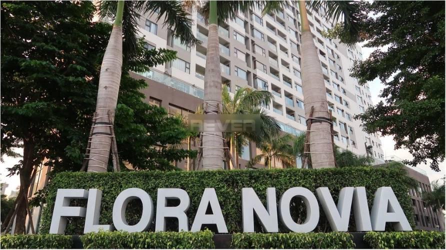 Căn hộ Flora Novia, Quận Thủ Đức Căn hộ Flora Novia tầng 6 ban công hướng Đông Nam, view đón gió thoáng mát.