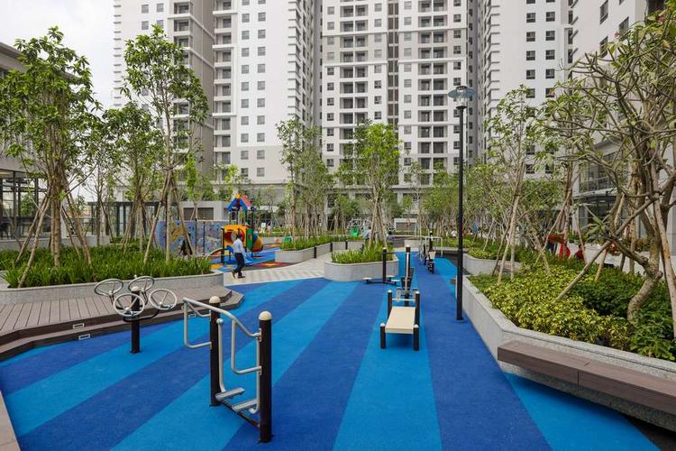 Tiện ích căn hộ Saigon South Residence, Huyện Nhà Bè Căn hộ Saigon South Residence tầng 9 ban công hướng Bắc, đầy đủ nội thất.