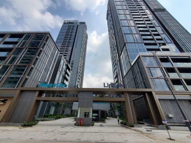 Căn hộ Empire City, Quận 2 Căn hộ Empire City tầng 15 thiết kế 1 phòng ngủ, cửa hướng Tây Bắc.