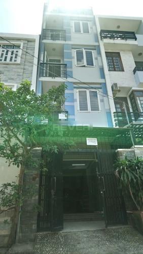 Mặt tiền nhà phố Nguyễn Văn Linh, Quận 7 Nhà phố hướng Bắc, đường nhựa rộng 20m, thông thoáng.