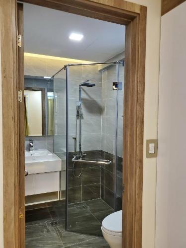 Nhà vệ sinh Saigon South Residence Căn hộ Saigon SOuth Residence diện tích 71.42m2, đầy đủ tiện ích.