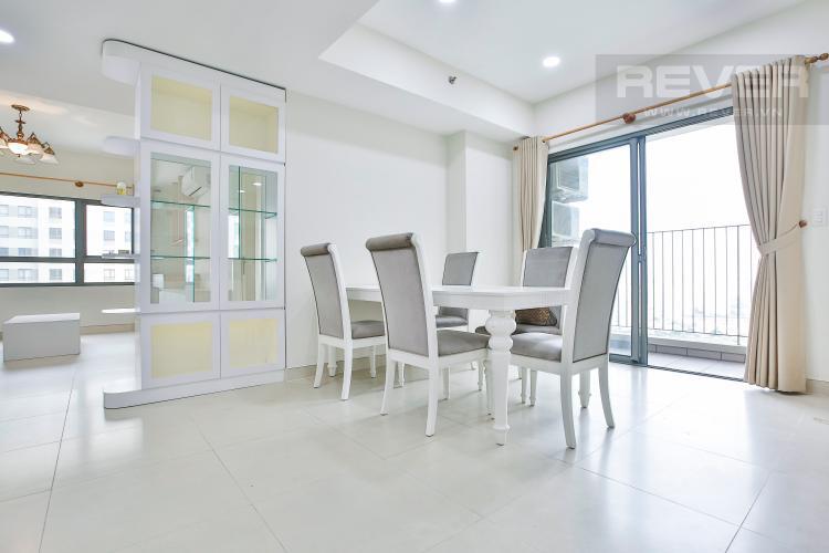 Căn hộ Masteri Thảo Điền, Quận 2 Căn hộ tầng 33 Masteri Thảo Điền diện tích 128m2, đầy đủ nội thất.