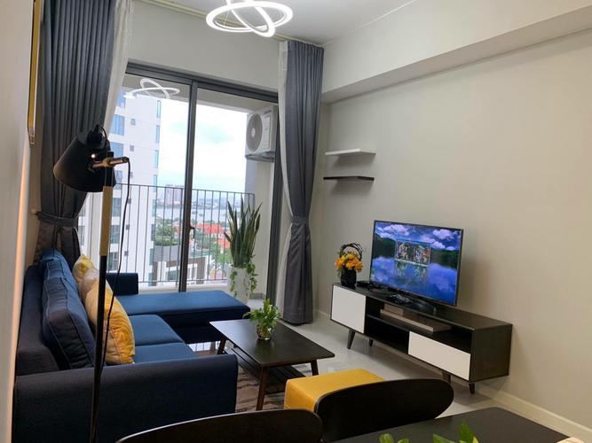 Căn hộ Masteri An Phú, Quận 2 Căn hộ Masteri An Phú tầng 12 view sông thoáng mát, đầy đủ nội thất.