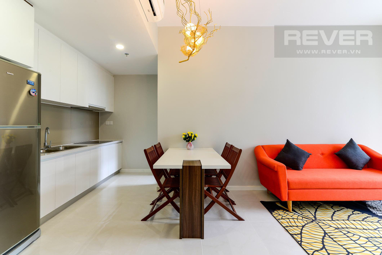 View căn hộ Masteri Thảo Điền, Quận 2 Căn hộ Masteri Thảo Điền tầng 18 thiết kế kỹ lưỡng, đầy đủ nội thất.