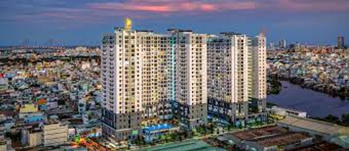Căn hộ M-One Nam Sài Gòn, Quận 7 Căn hộ M-One Nam Sài Gòn tầng 10 diện tích 68m2, nội thất cơ bản.