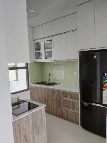 nội thất căn hộ The Sun Avenue Căn hộ tầng 15 The Sun Avenue nội thất đầy đủ, cửa chính hướng Tây Nam