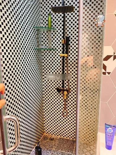 Phòng tắm Hưng Ngân Garden, Quận 12 Căn hộ Hưng Ngân Garden ban công hướng Đông, nội thất đầy đủ.