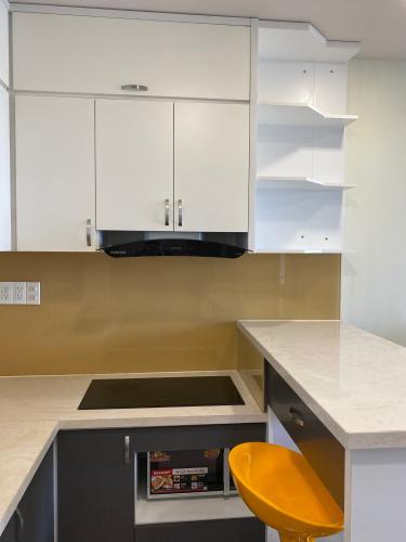 Phòng bếp căn hộ Sunrise Riverside, Huyện Nhà Bè Căn hộ Sunrise Riverside tầng 17 gồm 2 phòng ngủ, đầy đủ nội thất.