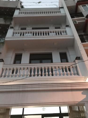 Nhà phố kết cấu 3 tầng kiên cố diện tích 66m2, bàn giao không có nội thất.