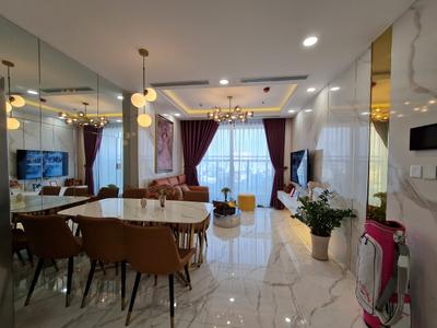 Căn hộ tầng 3 Sunshine City Saigon diện tích 74m2, đầy đủ nội thất.