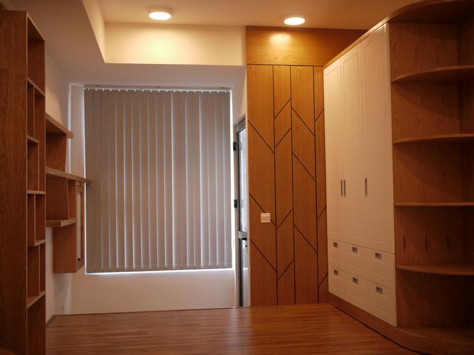 Studio Rivergate Residence, Quận 4 Studio Rivergate Residence tầng 10 có 1 phòng ngủ, cửa hướng Tây Nam.