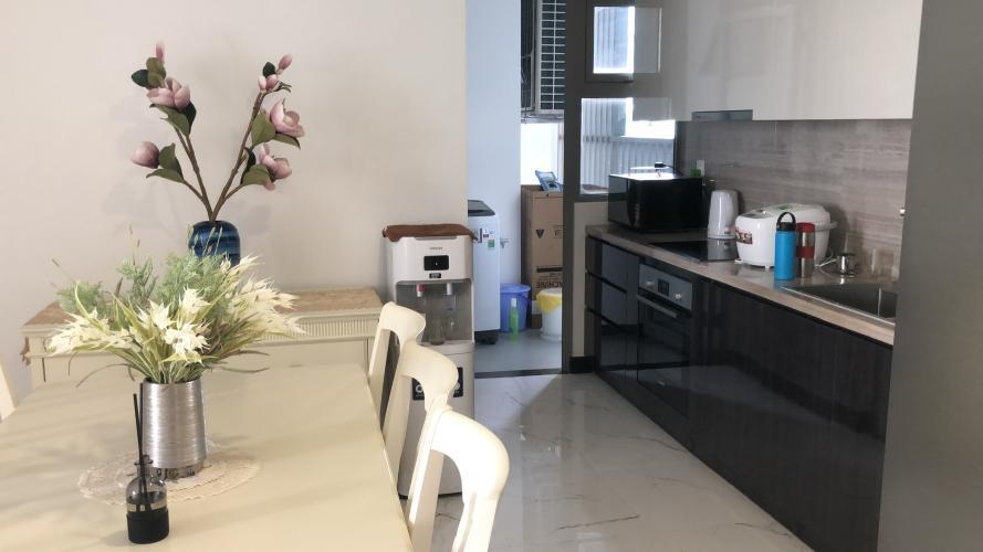 Phòng bếp Empire City, Quận 2 Căn hộ Empire City tầng cao, view sông Sài Gòn