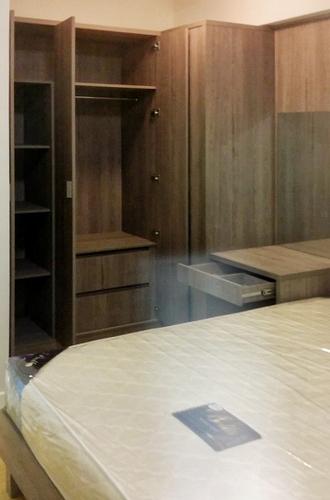 Căn hộ Masteri Thảo Điền, Quận 2 Căn hộ Masteri Thảo Điền tầng 18 thiết kế tỉ mỉ, bàn giao đầy đủ.