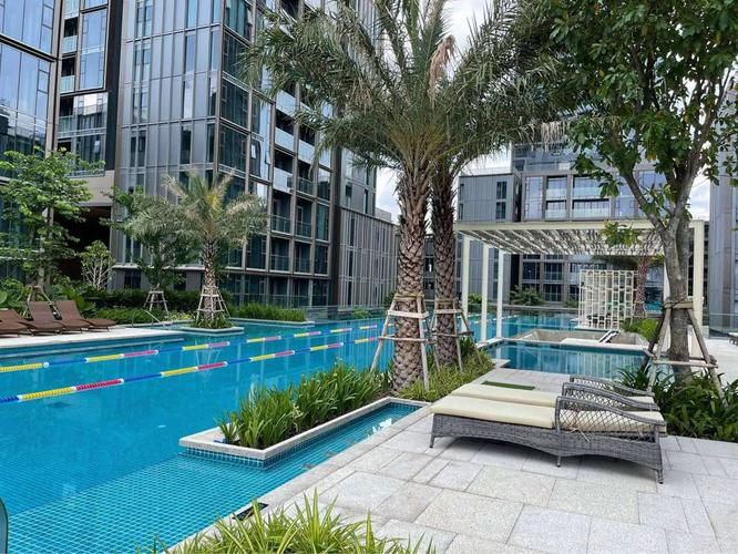 Tiện ích căn hộ Empire City, Quận 2 Căn hộ cao cấp tầng 2 Empire City nội thất cơ bản, tiện ích đa dạng.