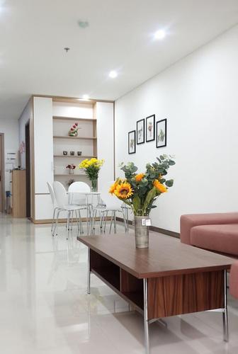 Căn hộ HaDo Centrosa Garden, Quận 10 Căn hộ HaDo Centrosa Garden tầng 12A, đầy đủ nội thất hiện đại.