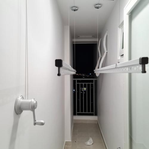 Căn hộ Lavita Charm, QuậnThủ Đức Căn hộ Lavita Charm tầng 16, ban công rộng rãi đón gió thoáng mát.
