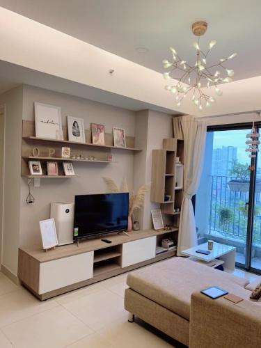 Căn hộ Masteri Thảo Điền, Quận 2 Căn hộ cao cấp Masteri Thảo Điền tầng 28, đầy đủ nội thất hiện đại.
