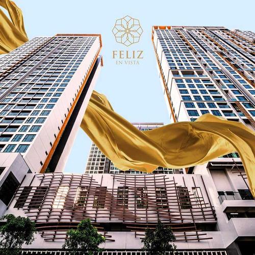 Căn hộ Feliz En Vista, Quận 2 Căn hộ Feliz En Vista tầng 30 thiết kế sang trọng, đầy đủ tiện ích.