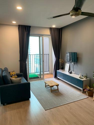 Căn hộ Vista Verde tầng 20 view thoáng mát, đầy đủ nội thất hiện đại.