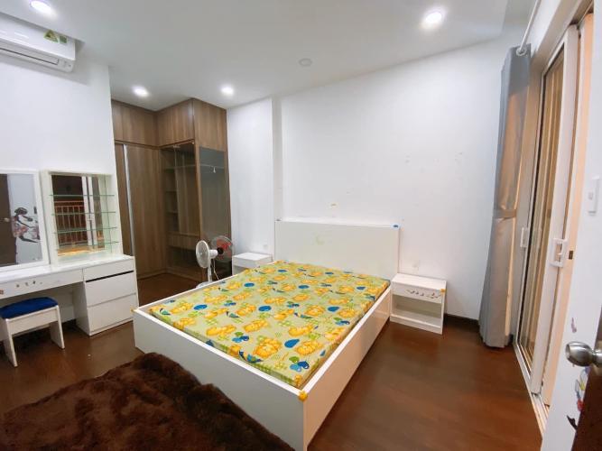 Phòng ngủ Sunrise Riverside Căn hộ Sunrise Riverside tầng thấp, đầy đủ nội thất sang trọng.