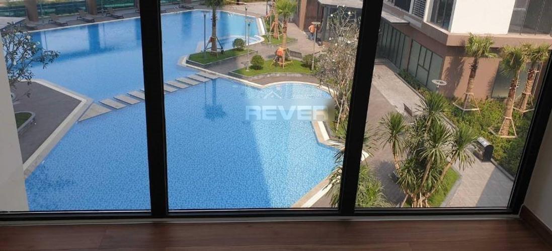Căn hộ Eco Green Saigon tầng 5 nội thất cơ bản, tiện ích đa dạng.