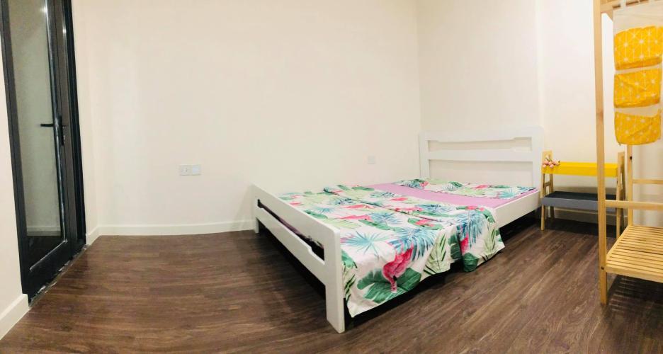 phòng ngủ căn hộ Sunshine City Saigon Office-tel Sunshine City Saigon thiết kế hiện đại và tinh tế.