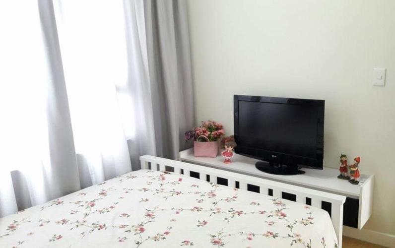 Phòng ngủ Masteri Thảo Điền, Quận 2 Căn hộ Masteri Thảo Điền tầng cao, view Xa Lộ Hà Nội.