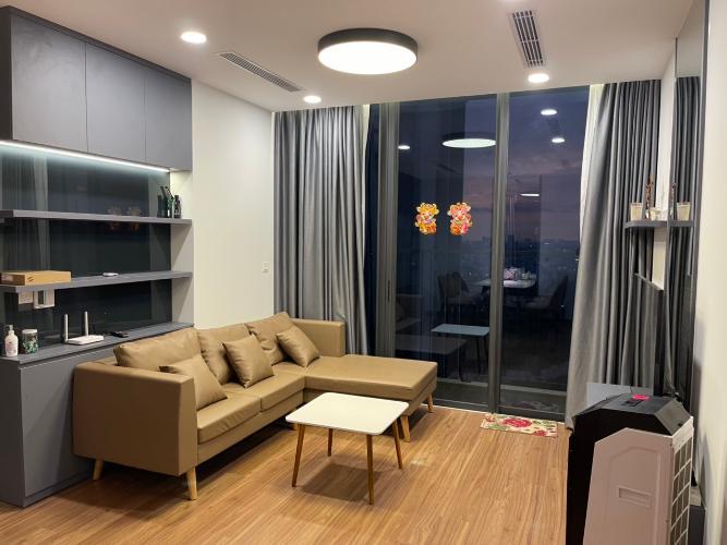 Căn hộ Eco Green Saigon tầng trung, nội thất cơ bản