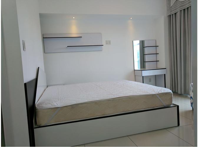 Phòng ngủ căn hộ Happy Valley Căn hộ Happy Valley tầng thấp diện tích 135m2, đầy đủ nội thất.