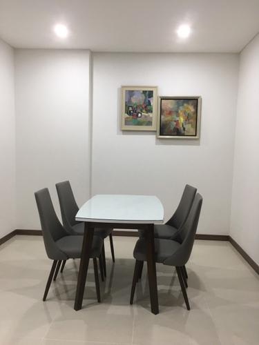 Căn hộ HaDo Centrosa Garden, Quận 10 Căn hộ HaDo Centrosa Garden tầng 12 diện tích 60m2, đầy đủ nội thất.