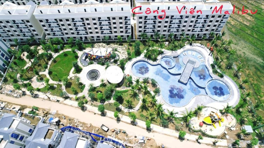 Tiện ích Vinhomes Grand Park, Quận 9 Shophouse Vinhomes Grand Park thiết kế kỹ lưỡng, diện tích 96m2 vuông đẹp.
