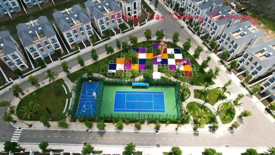 Tiện ích Vinhomes Grand Park, Quận 9 Biệt thự diện tích 352m2, Khu The Manhattan Glory- Vinhomes Grand Park.