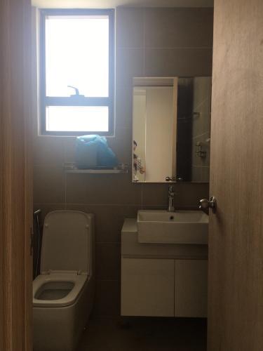 Phòng tắm căn hộ The Sun Avenue, Quận 2 Căn hộ The Sun Avenue tầng 13 view thành phố, đầy đủ nội thất.