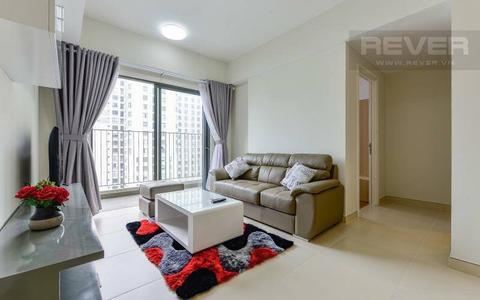 Căn hộ Maassteri Thảo Điền tầng 32 diện tích 75.6m2, đầy đủ nội thất.