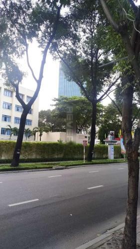 Mặt tiền nhà phố Quận 3 Nhà phố mặt tiền đường Võ Thị Sáu diện tích 55m2, không nội thất.