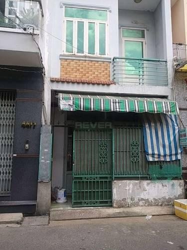 Mặt tiền nhà phố Quận Bình Tân Nhà phố thiết kế 1 trệt, 1 lầu đúc kiên cố, hẻm cao ráo không bị ngập nước.