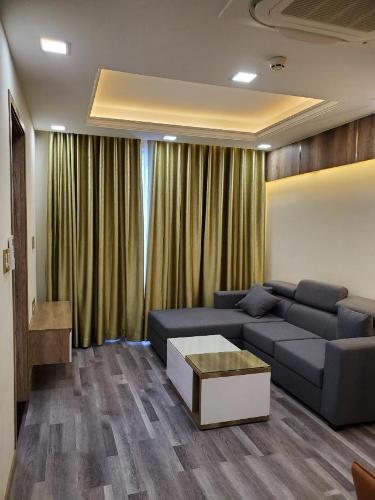 Nội thất Saigon South Residence Căn hộ Saigon SOuth Residence diện tích 71.42m2, đầy đủ tiện ích.