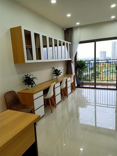 Officetel The Sun Avenue, Quận 2 Officetel The Sun Avenue tầng 8 bàn giao đầy đủ nội thất văn phòng.