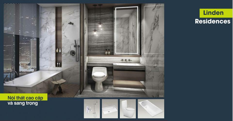 Căn hộ Empire City, Quận 2 Căn hộ Empire City tầng 32 thiết kế 3 phòng ngủ, nội thất cơ bản.