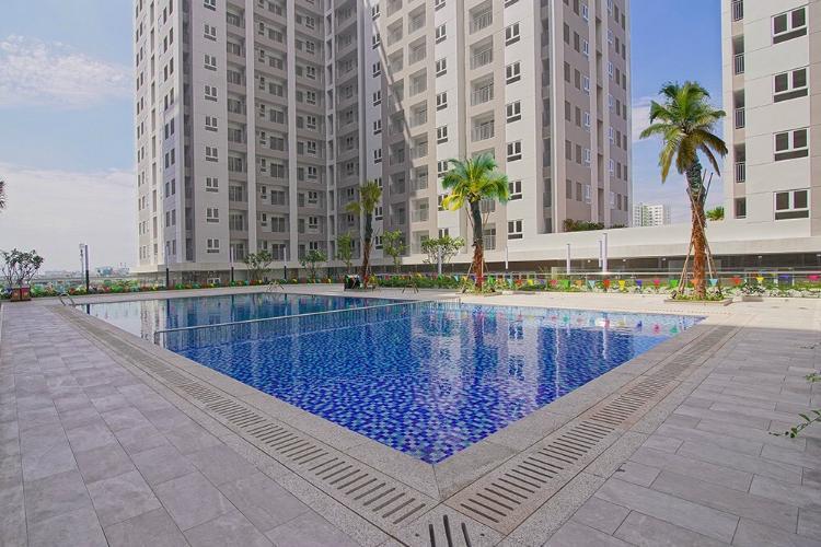 Tiện ích căn hộ Lavita Charm, Quận Thủ Đức Officetel Lavita Charm tầng 5 thiết kế sang trọng, đầy đủ nội thất.