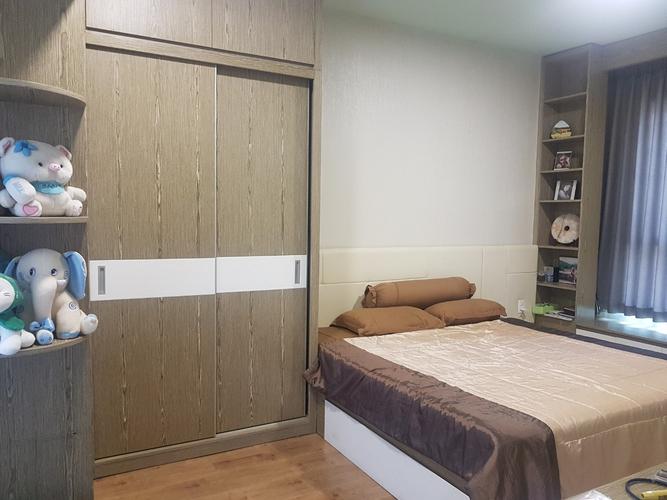 Căn hộ The Krista, Quận 2 Căn hộ The Krista thiết kế 3 phòng ngủ, đầy đủ nội thất.