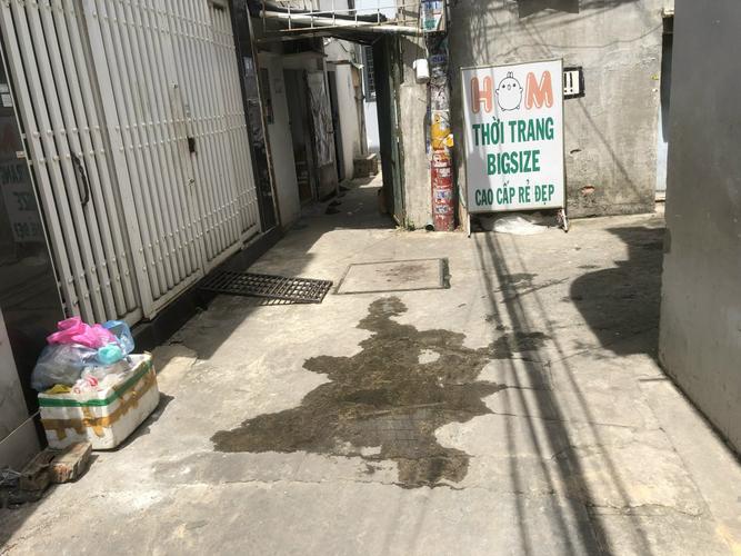 Đường trước nhà phố Quận Gò Vấp Nhà phố hẻm đường Số 21 rộng rãi, khu vực dân cư sầm uất đầy đủ tiện ích.
