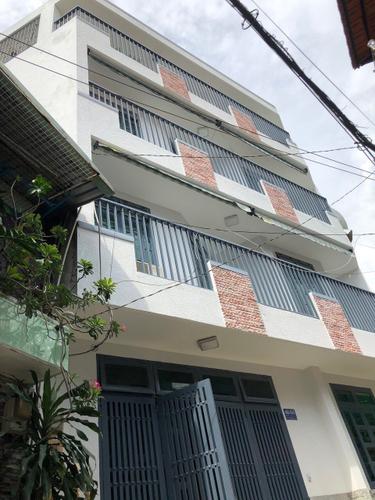 Mặt tiền nhà phố Quận Gò Vấp Nhà phố hẻm xe hơi đường Lê Đức Thọ, diện tích 67m2 nội thất cơ bản.