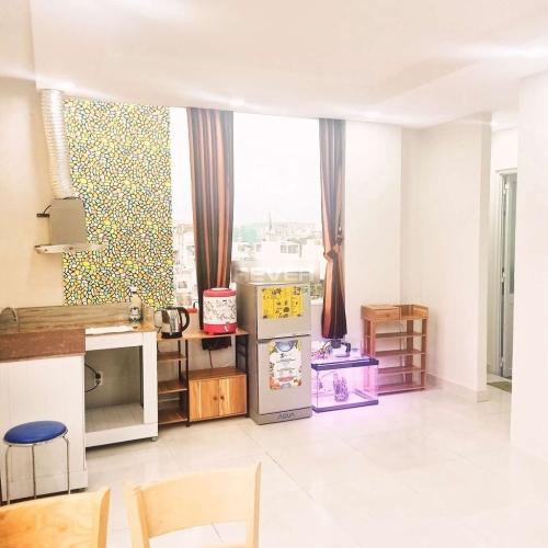 Căn hộ DỊch vụ Quận 10 Căn hộ dịch vụ đường Tô Hiến Thành, diện tích 40m2 đầy đủ nội thất.