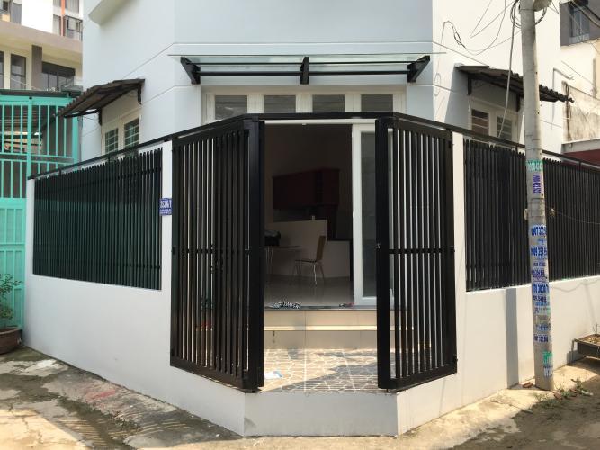 Bán nhà phố đường Nguyễn Duy Trinh phường Bình Trưng Tây quận 2, diện tích đất 39.4m2