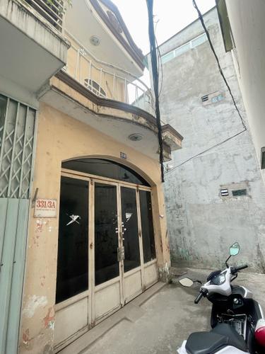 Nhà phố Quận Gò Vấp Nhà phố cách mặt tiền đường Nguyễn Văn Công 10m, kết cấu 1 trệt 1 lầu.