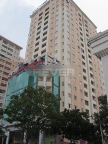 Căn hộ Chung cư Khánh Hội 2, Quận 4 Căn hộ Chung cư Khánh Hội 2 diện tích 100m2, đầy đủ nội thất.