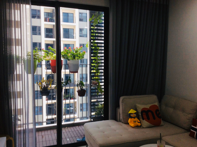 Căn hộ HaDo Centrosa Garden, Quận 10 Căn hộ HaDo Centrosa Garden tầng 19 thiết kế sang trong, đầy đủ nội thất.
